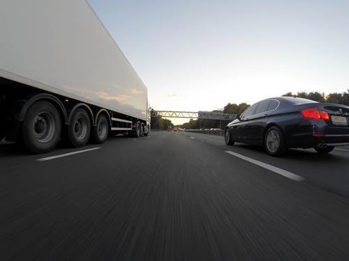 Truck rijden